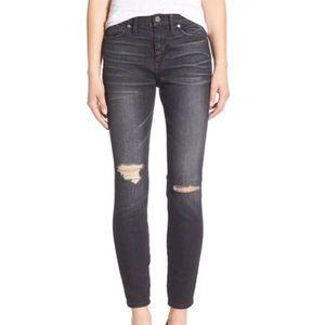 NWT MADEWELL High Riser Skinny Jeans